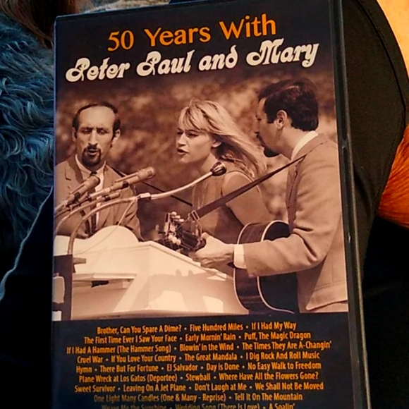 50 Years with Peter, Paul, and Mary